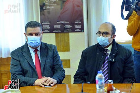 مؤتمر وزارة التضامن والسياحة (17)
