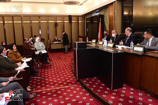 جانب من اجتماع اللجنة (2)