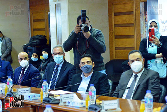 مؤتمر وزارة التضامن والسياحة (27)