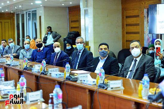 مؤتمر وزارة التضامن والسياحة (5)