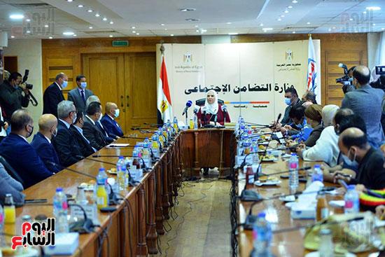 مؤتمر وزارة التضامن والسياحة (21)