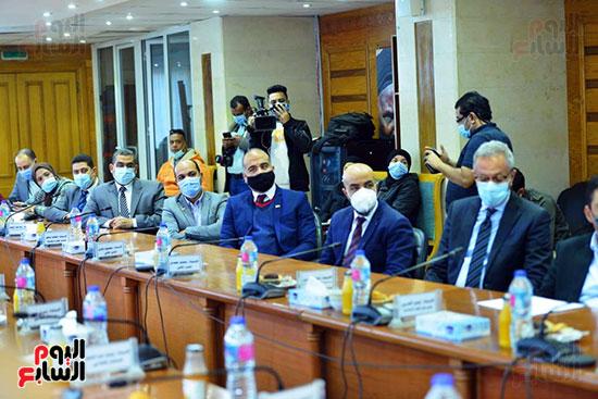 مؤتمر وزارة التضامن والسياحة (16)