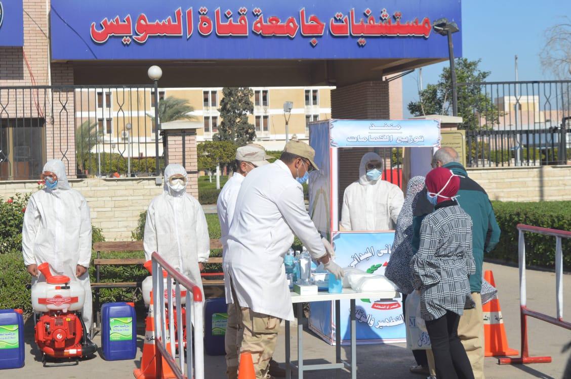 تطهير المستشفيات