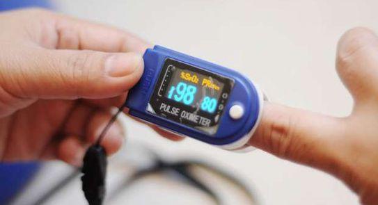 قياس الاكسجين