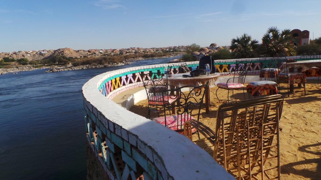 استراحات على النيل