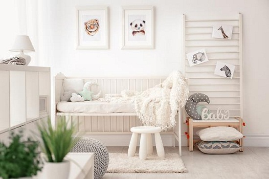 ديكور غرفة الأطفال..صور حيوانات