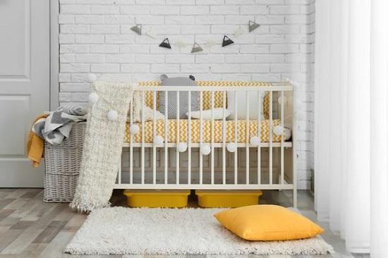 ديكور غرفة اطفال ..ورق حائط مستوحى من مناظر طبيعية