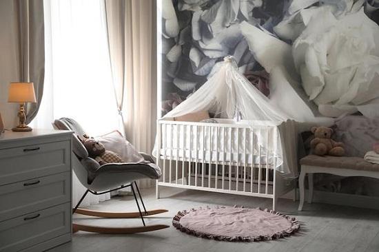 ديكور غرفة الأطفال -ورق حائط