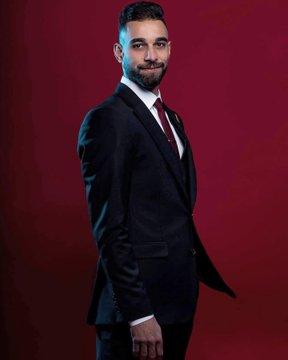 عمرو السولية ببدل المونديال