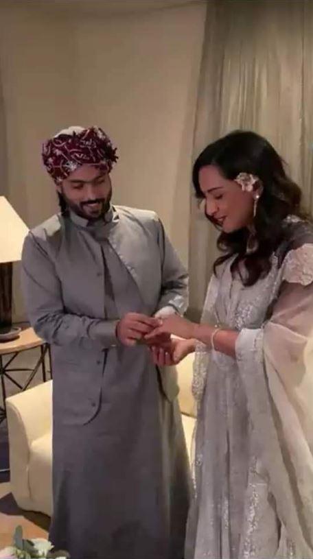 زواج سيدة سعودية من باكستاني