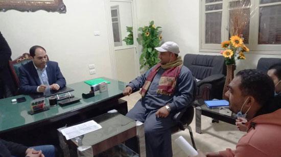 عمرو درويش نائب تنسيقية شباب الأحزاب (5)