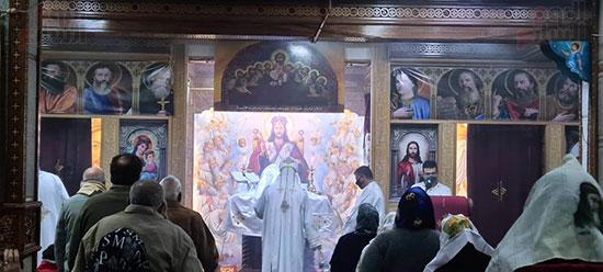 كنائس القاهرة تستأنف القداسات (2)