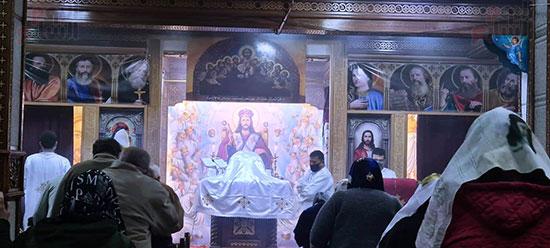 كنائس القاهرة تستأنف القداسات (3)