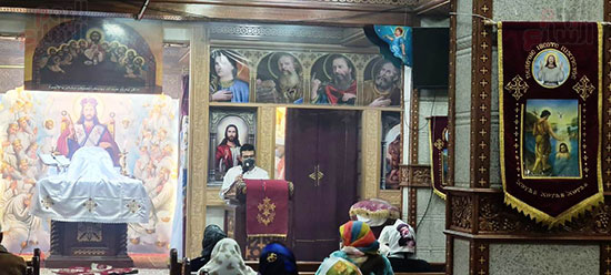 كنائس القاهرة تستأنف القداسات (4)