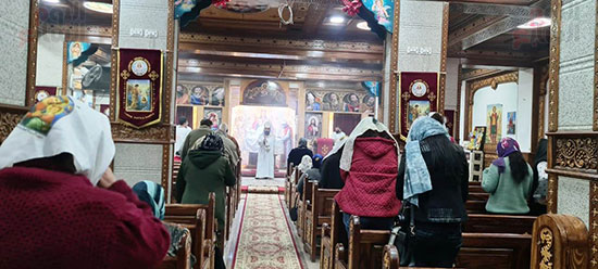 كنائس القاهرة تستأنف القداسات (6)