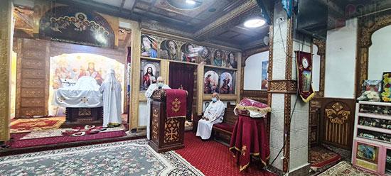 كنائس القاهرة تستأنف القداسات (11)