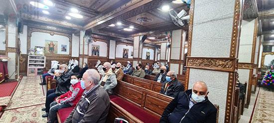 كنائس القاهرة تستأنف القداسات (8)