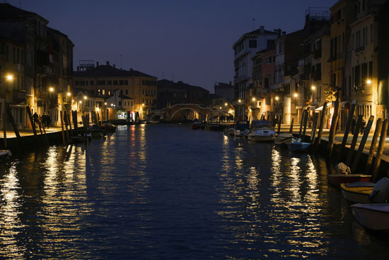 إلغاء مهرجان البندقية فى روما (3)