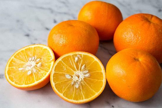 وصفات  من البرتقال للعناية بالبشرة