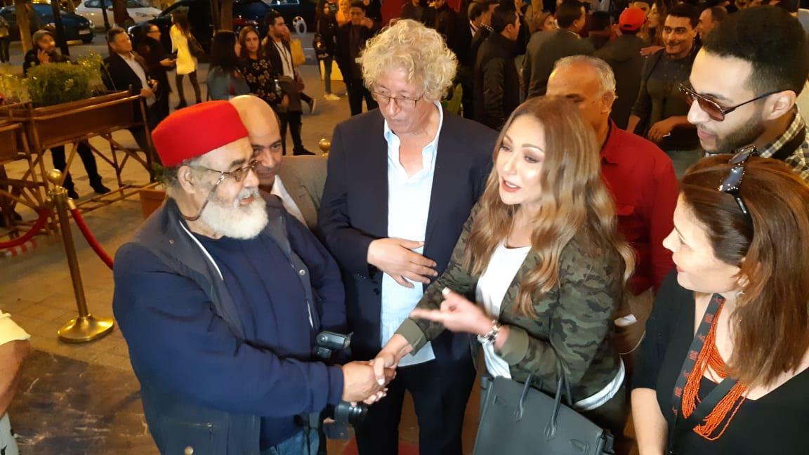 ليلي علوي في تونس
