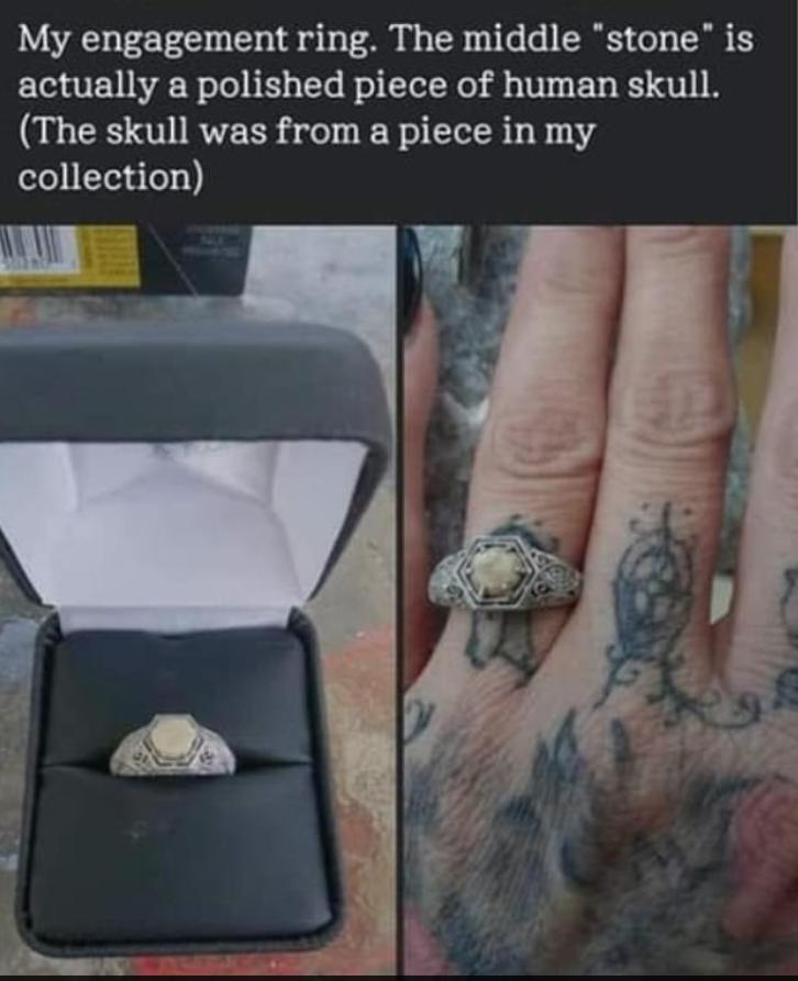 خاتم خطوبتى