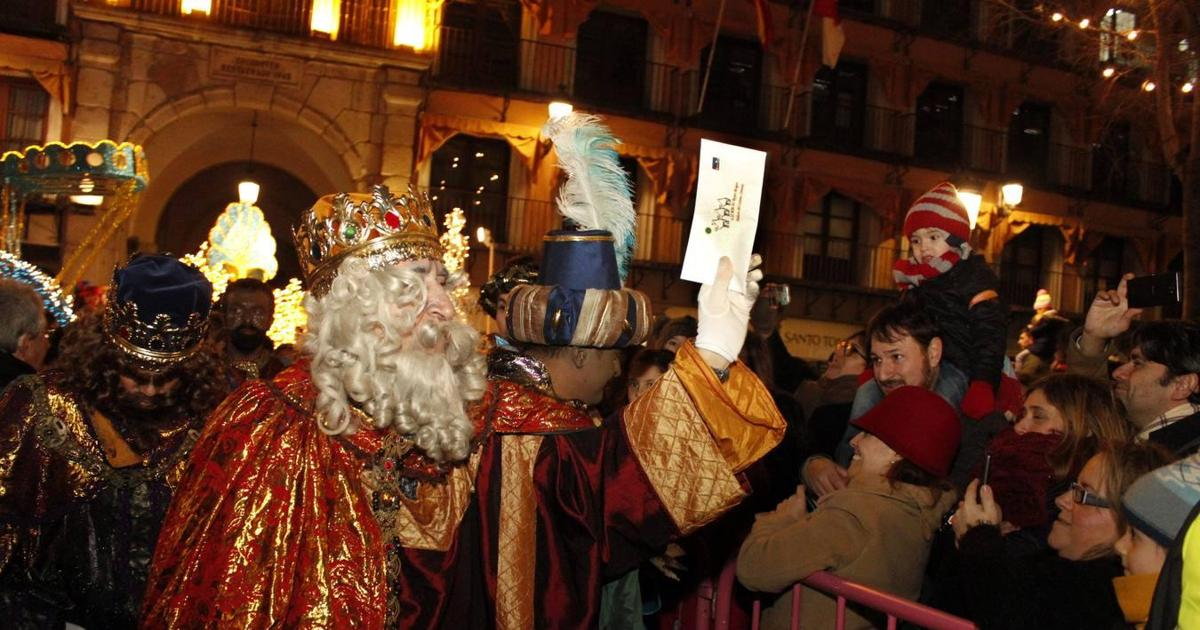 Customs of the Magi Kings in Spain