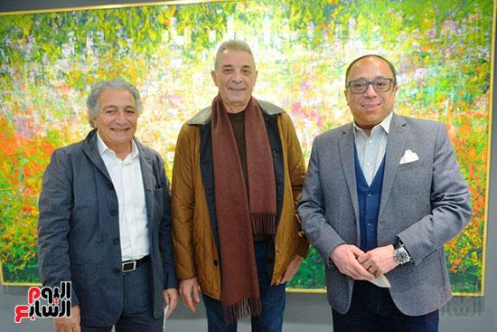 الفنان أحمد فريد  (1)