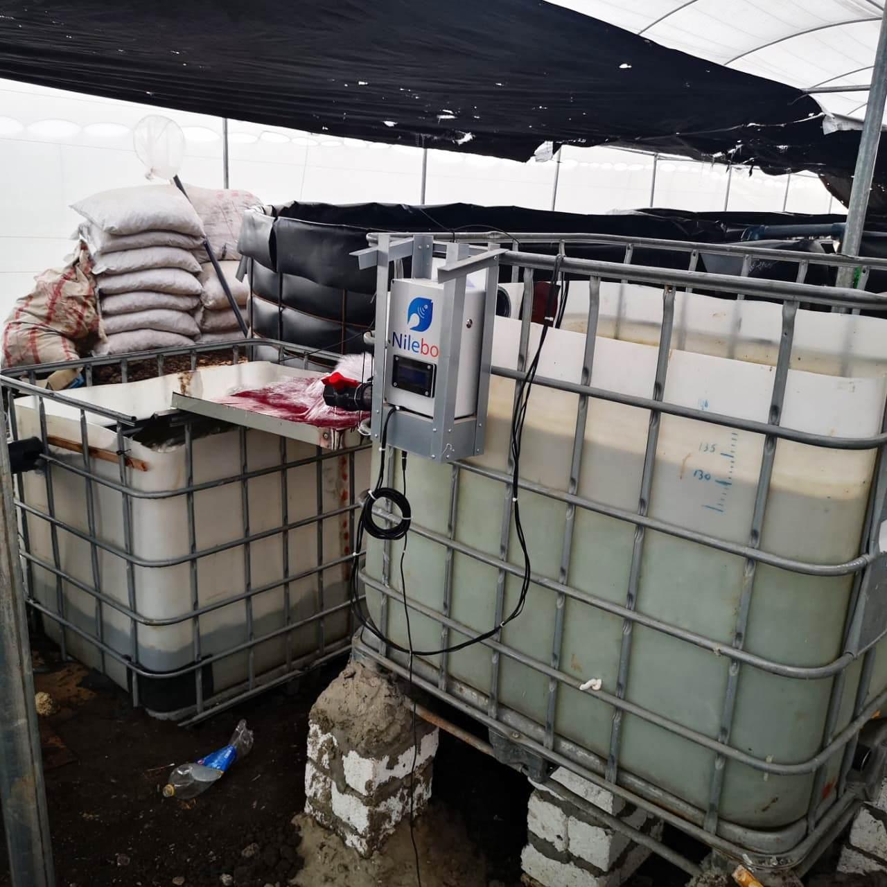 عملية تنقية المياه
