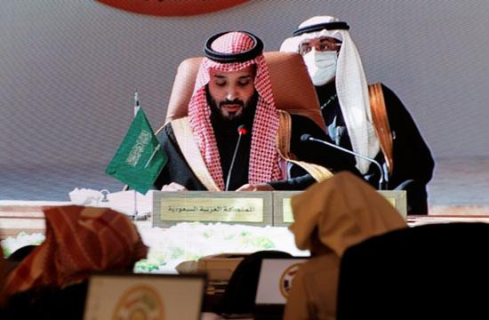 ولى عهد السعودية