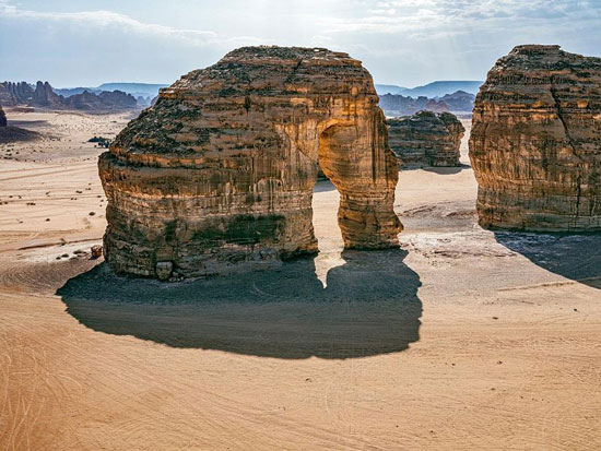 مدينة العلا فى السعودية (7)