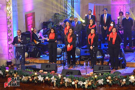 الاحتفال بعيد الميلاد  بكيسة قصر الدوبارة (21)