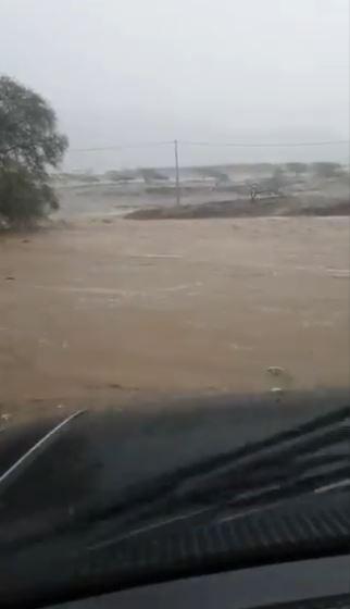 أمطار في عسير