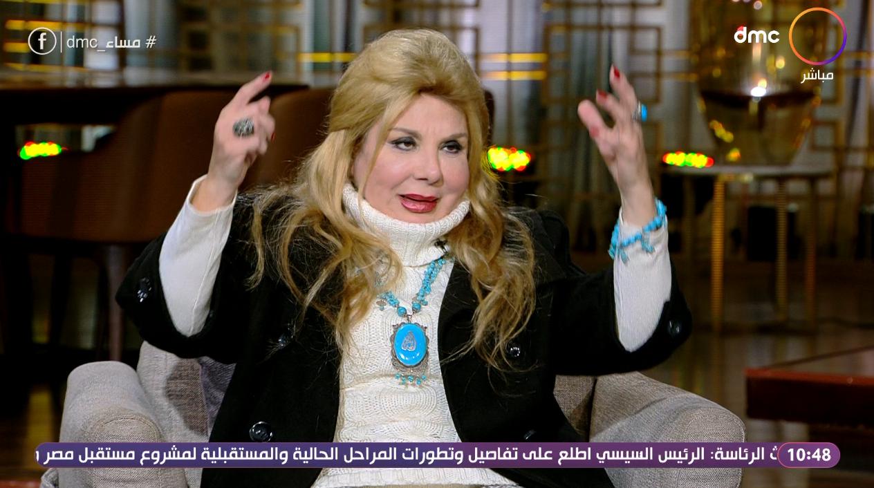 فادية عبدالغني تمنع أبنتها من التمثيل.. تعرف علي السبب- شاهد