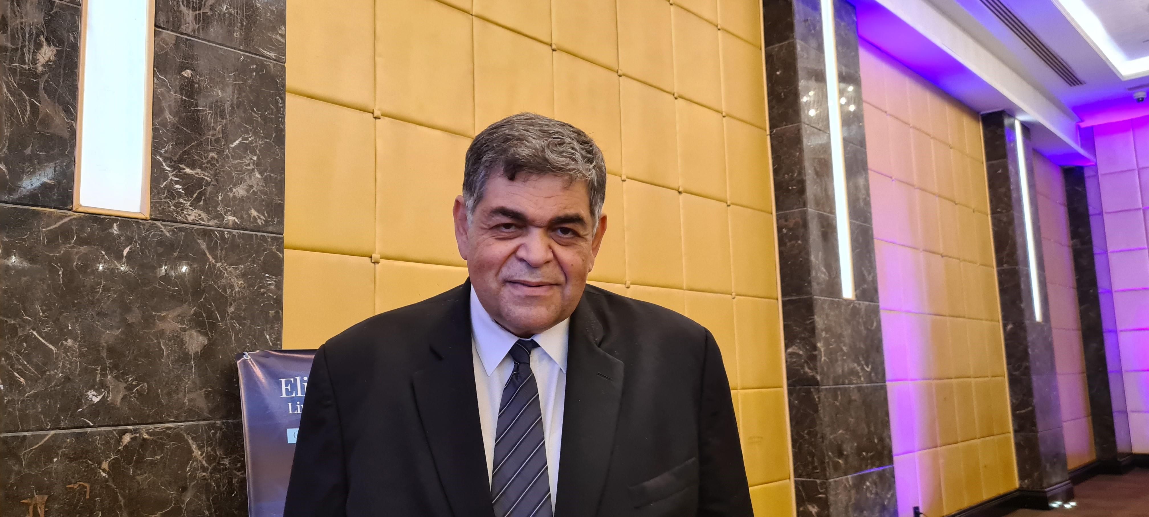 Dr. Ashraf Hatem, former Minister of Health