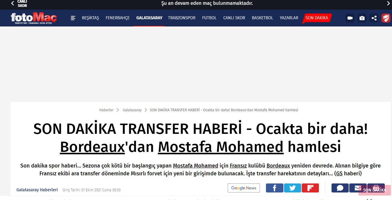 Turkish reports