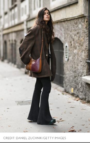 Oversize and Charleston pants