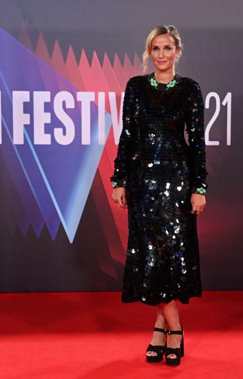 المخرجة الفرنسية جوليا دوكورنا