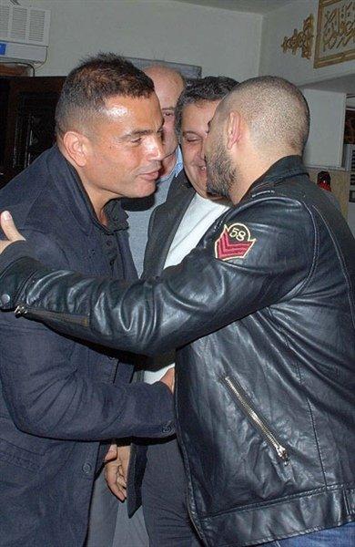 Amr Diab and Tamer Hosny
