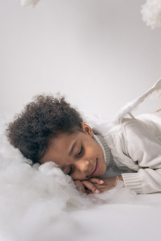 Know your personality from your sleeping position (1)