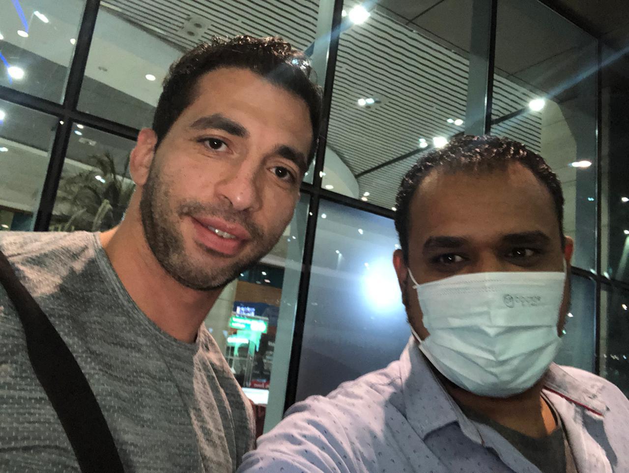 بعثة الزمالك لكرة اليد تصل القاهرة بعد انتهاء مشوارها ببطولة العالم للأندية  (5)