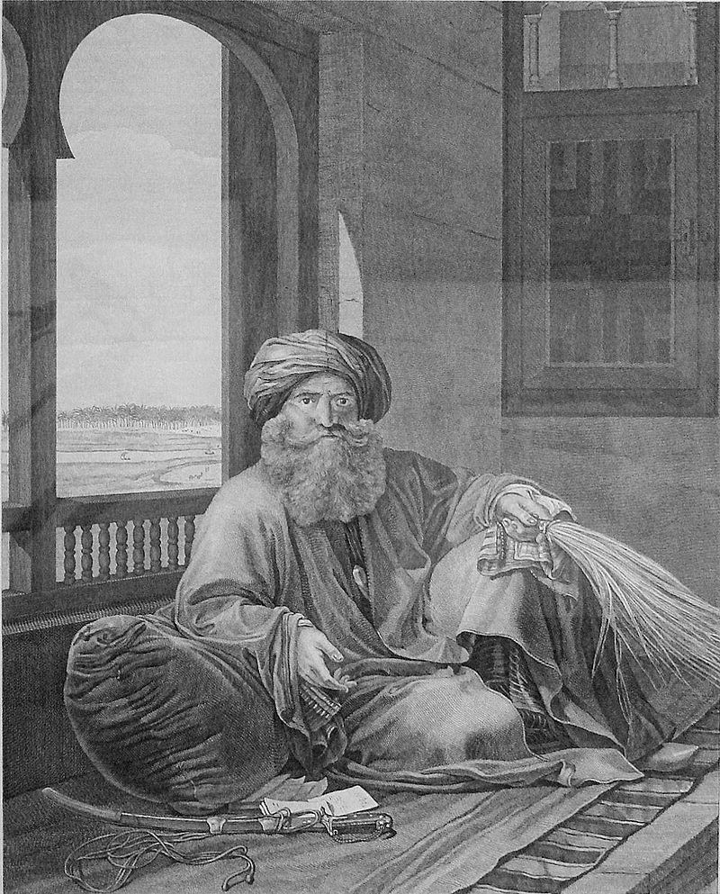 800px-Murad_Bey_by_Dutertre_in_Description_de_l_Egypte_1809