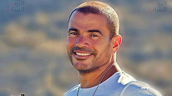 عيد ميلاد عمرو دياب