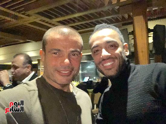 عمرو دياب و رامى جمال