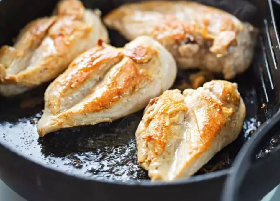 Chicken is a good source of protein