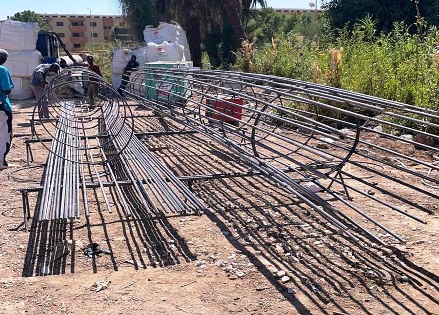 مشروعات ضخمة في قطاع الطرق  (2)