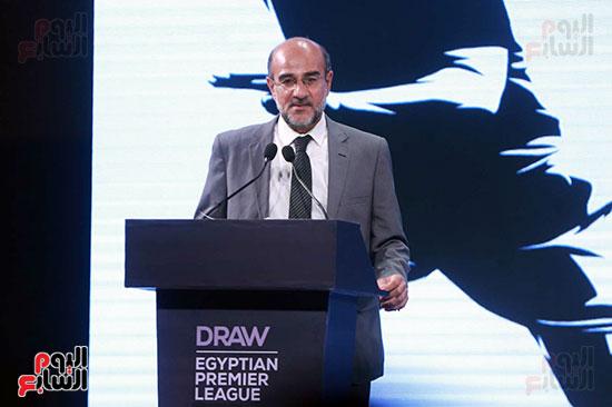 عامر حسين عضو رابطة الاندية
