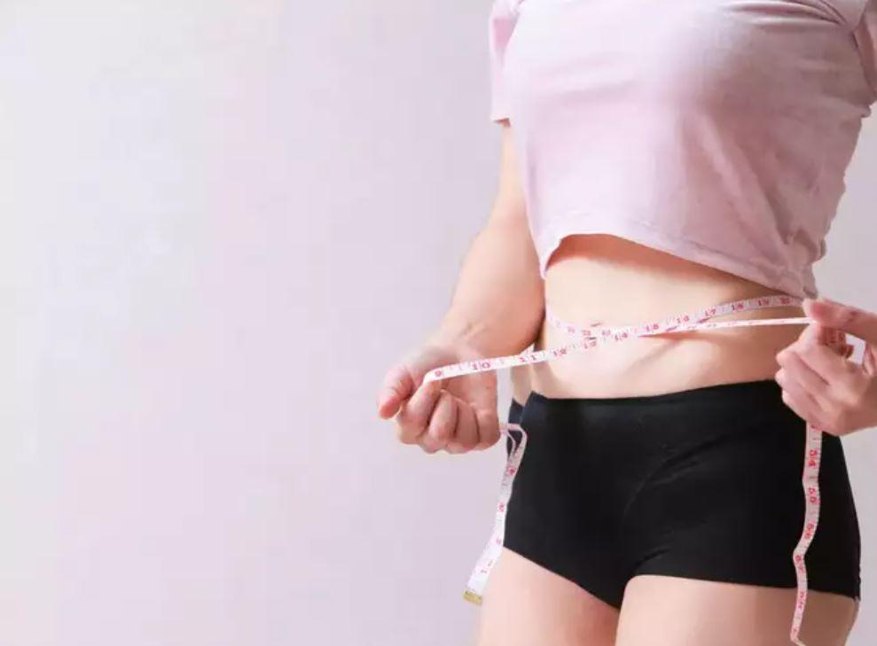 فقدان الوزن الآمن خلال شهر