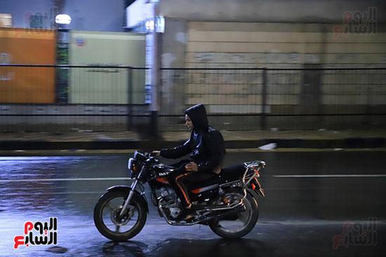 سقوط أمطار خفيفة ومتوسطة (5)