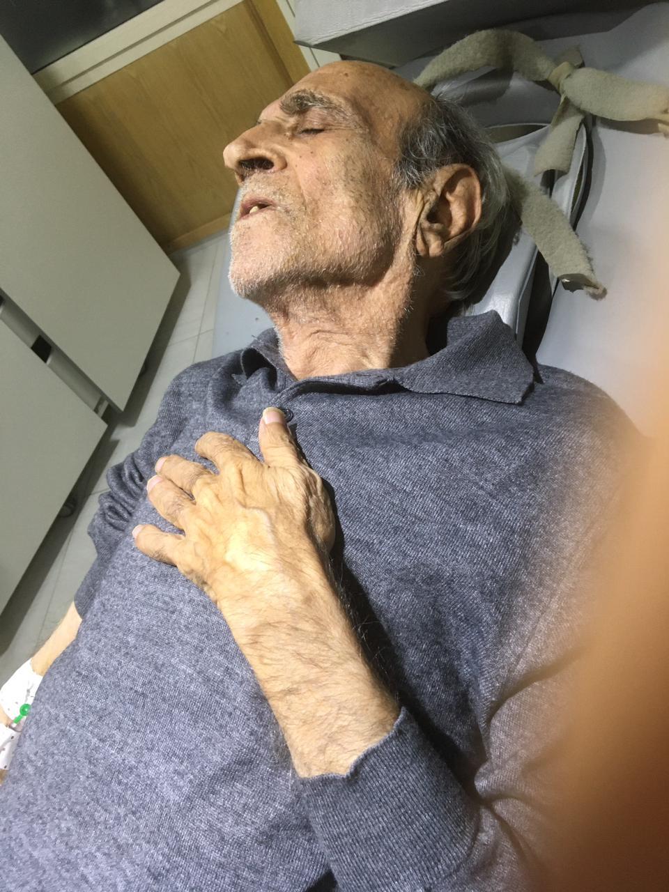 بالصور تدهور الحالة الصحية لابن محمد عبدالمطلب بالمغرب ونقله للرعاية المركزة (2)