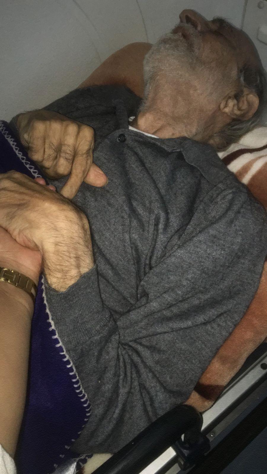 بالصور تدهور الحالة الصحية لابن محمد عبدالمطلب بالمغرب ونقله للرعاية المركزة (1)